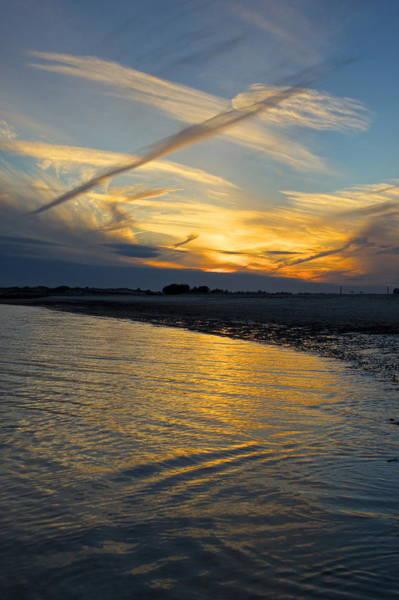 Photograph - Blazing Sky by Amazing Jules