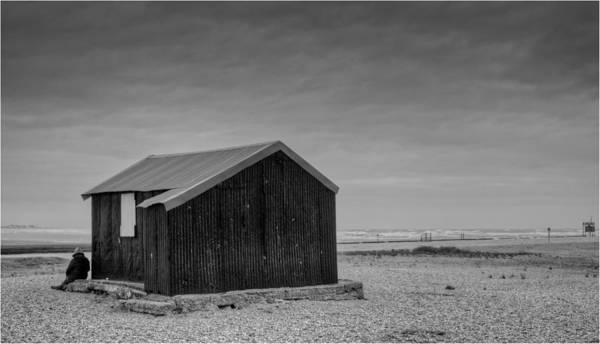 Windswept Photograph - Bleak House by Nigel Jones