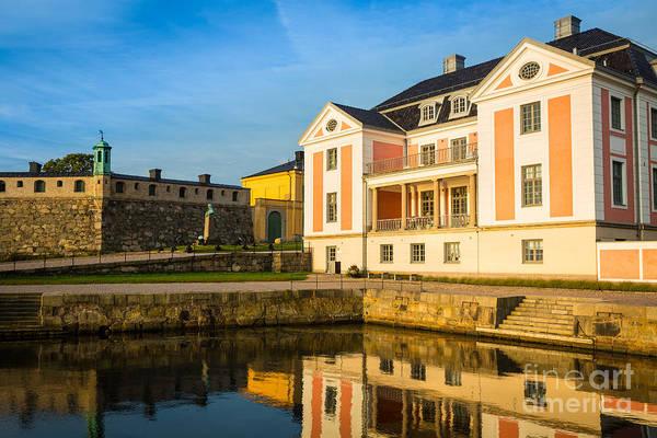 Sverige Photograph - Blekinge County Governor's Residence by Inge Johnsson