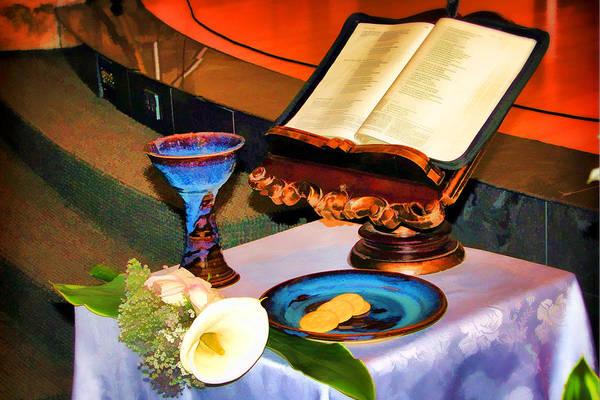 Photograph - Blessings-benediciones by Eleanor Abramson