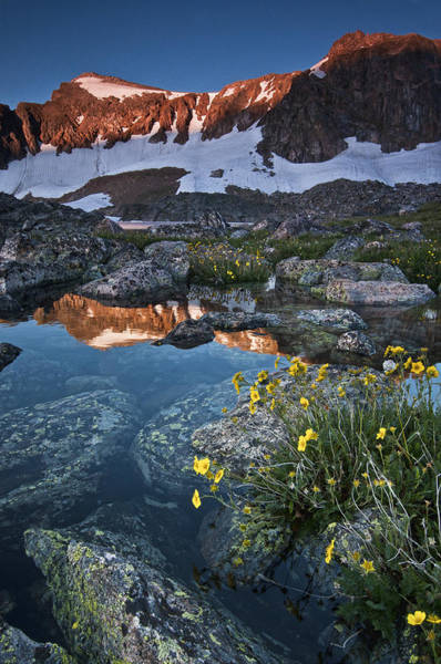 Alpenglow Photograph - Blind Date With Dorothy by Mike Berenson