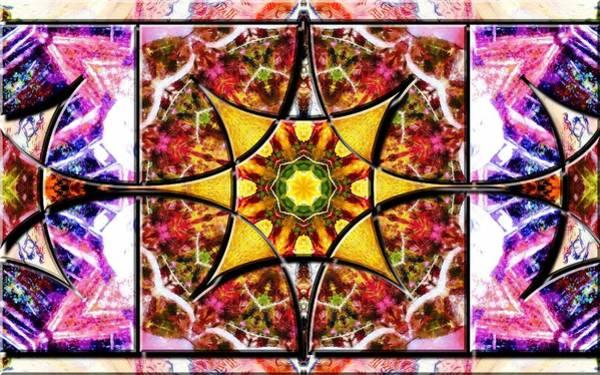 Digital Art - Blissful Ascension by Derek Gedney