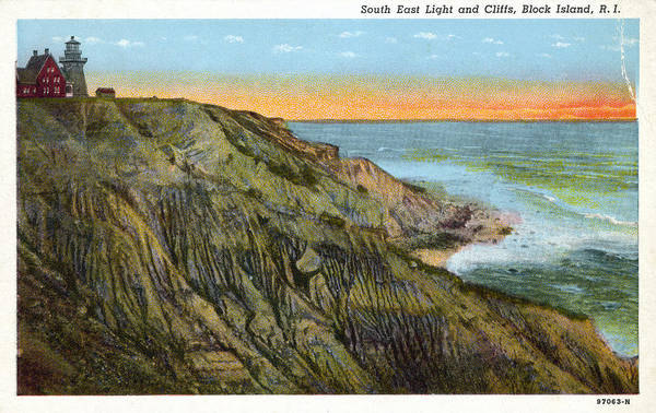 Painting - Block Island, C1905 by Granger