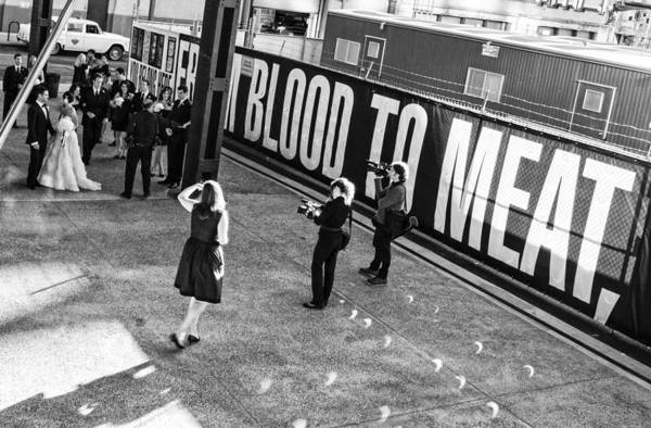 Photograph - Blood To Meat by Frank Winters