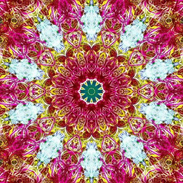 Digital Art - Blooming Awareness by Derek Gedney