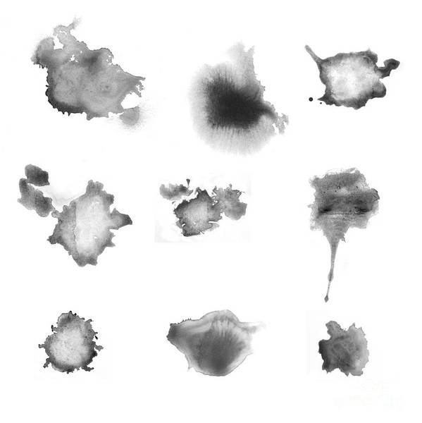 Wall Art - Photograph - Blots by Michal Boubin