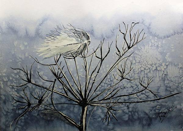 Painting - Blowing In The Wind by Richard Jules