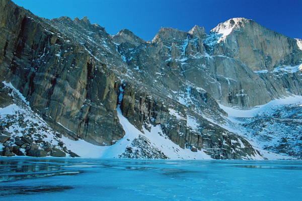 14er Photograph - Blue Chasm by Eric Glaser