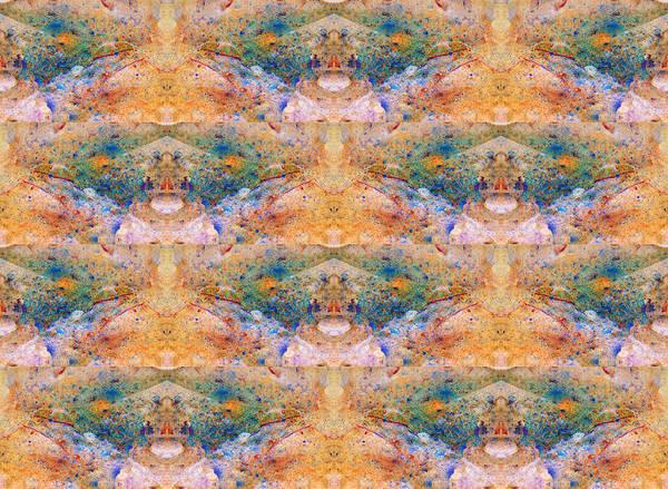 Wall Art - Digital Art - Blue Crab I by Betsy Knapp