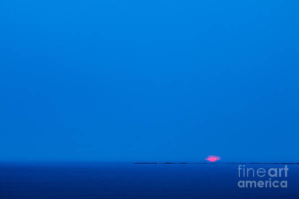 Photograph - Blue Dawn by Susan Cole Kelly