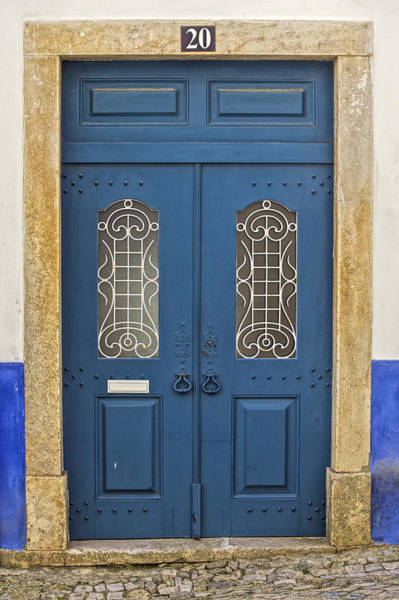 Photograph - Blue Door Twenty by David Letts