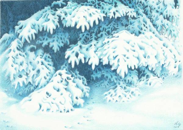 Painting - Blue by Elizabeth Dobbs