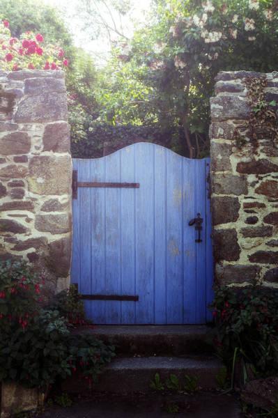 Gate Wall Art - Photograph - Blue Gate by Joana Kruse