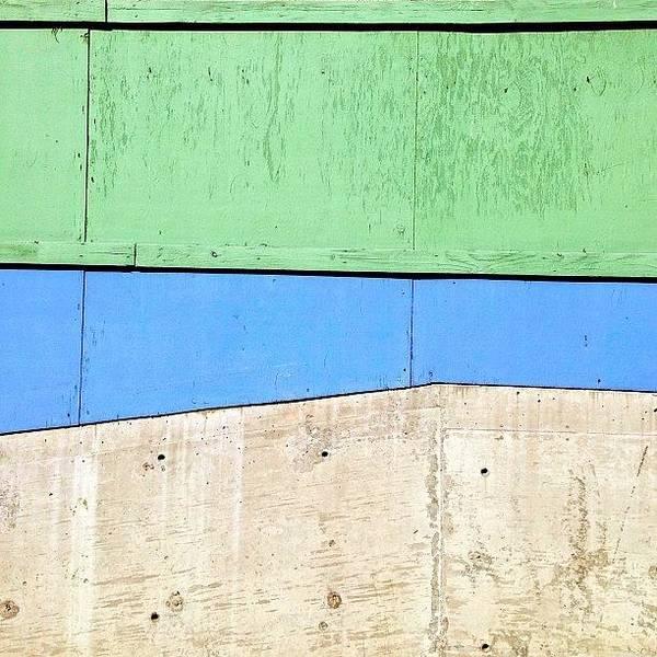 Wall Art - Photograph - Blue Green Grey by Julie Gebhardt