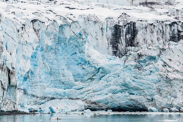 Photograph - Blue Ice Shelf by Melinda Ledsome