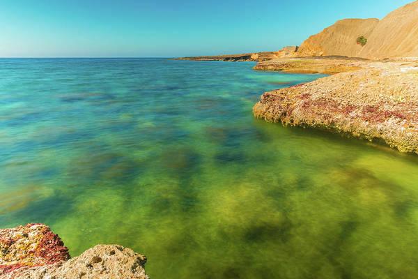 Gozo Wall Art - Photograph - Blue Lagoon by Wladimir Bulgar