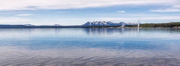 Photograph - Blue Lake Horizon by Jon Glaser