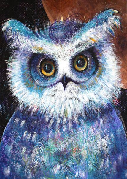 Painting - Blue by Laurel Bahe