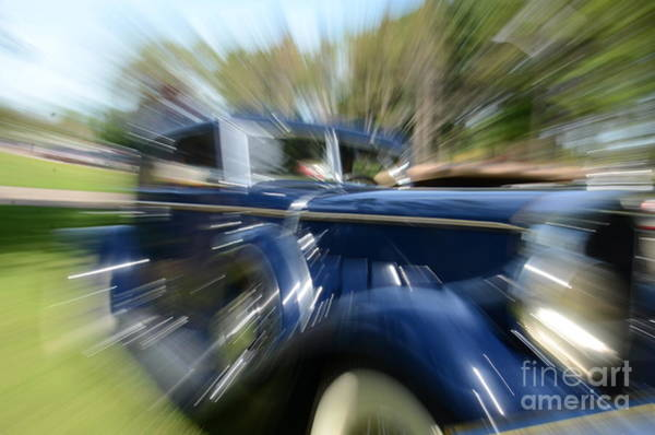 Photograph - Blue Luxery by Randy J Heath