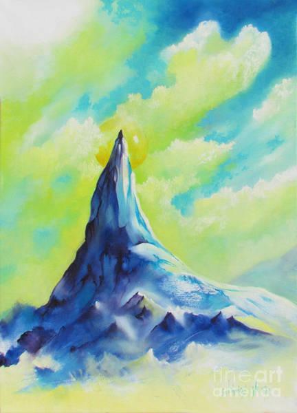 Painting - Blue Montain by Alexa Szlavics