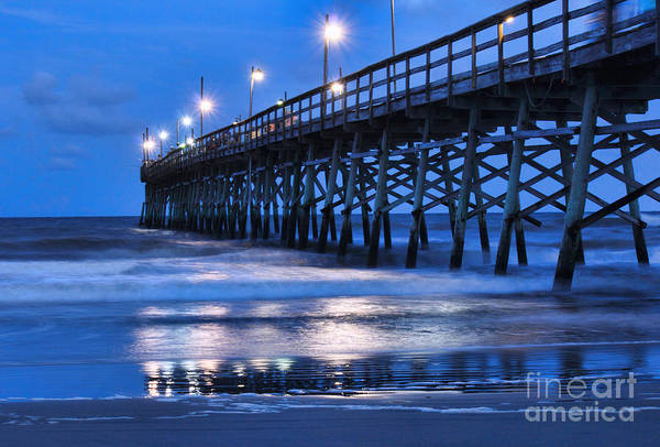Wall Art - Photograph - Blue Mood by Michelle Tinger