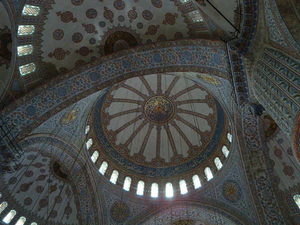 Photograph - Blue Mosque by John Johnson