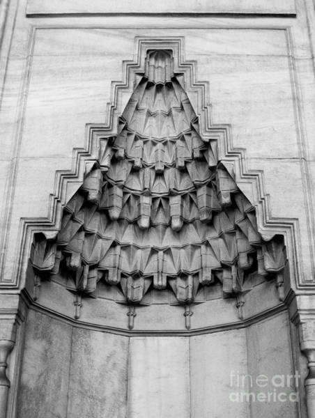 Sultan Ahmet Camii Wall Art - Photograph - Blue Mosque Stalactites by Rick Piper Photography