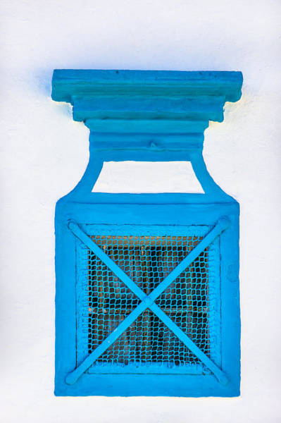 Photograph - Blue Protection by Edgar Laureano