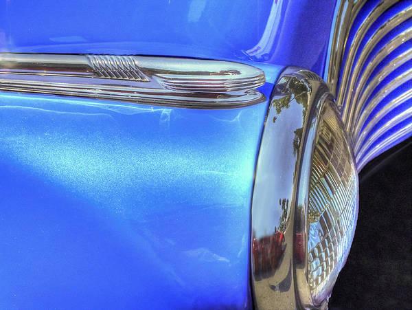 Photograph - Blue Ride by Paul Wear
