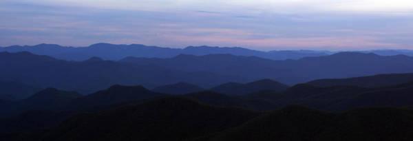 Photograph - Blue Ridge Blues by Ben Shields