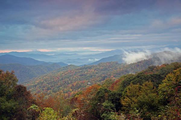 Photograph - Blue Ridge by Jennifer Robin