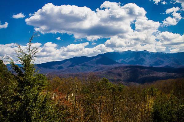Photograph - Blue Ridge Mountains by Robert L Jackson