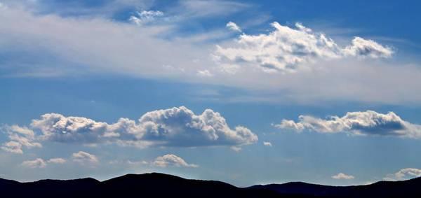 Photograph - Blue Ridge Silhouette by Candice Trimble