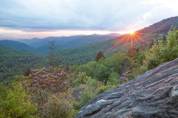 Photograph - Blue Ridge Sunset by Doug McPherson