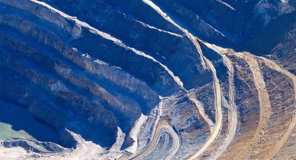 Photograph - Blue Ridges by Sylvan Adams
