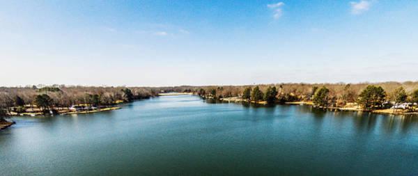 Photograph - Blue Sky - Blue Water - Scenic Landscape Photography by Barry Jones