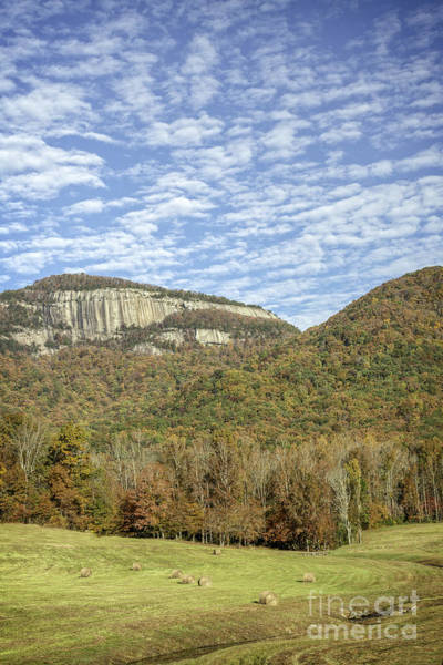 Photograph - Blue Skys Over Table Rock by David Waldrop