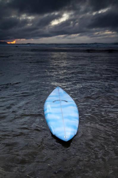 Kaena Photograph - Blue Thunder by Sean Davey