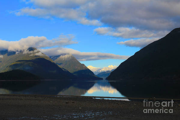Alouette Wall Art - Photograph - Blue Valley by Jason Gallant