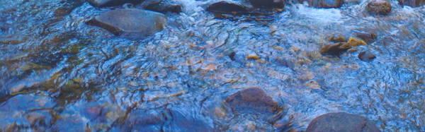 Photograph - Blue Water by Harold Rau