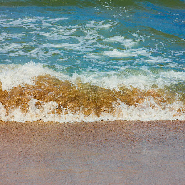 Wall Art - Photograph - Blue Wave by Pati Photography