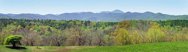 Photograph - Blueridge Mountains In The Spring by Duane McCullough