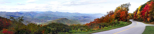 Photograph - Blueridge Parkway View 2 At Mm 404  by Duane McCullough