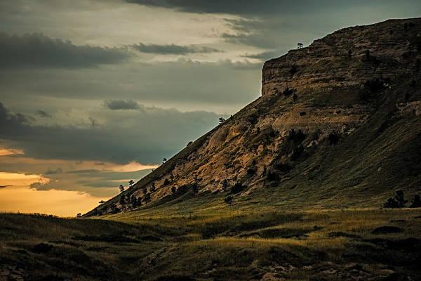 Nebraska Landscape Photograph - Bluff Country by Paul Freidlund