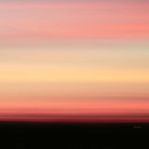 Abstract Impressionism Photograph - Blush by Laura Fasulo