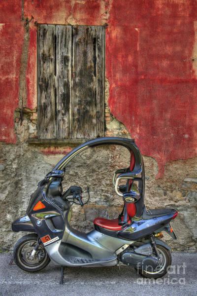 Digital Art - BMW by Mauro Celotti
