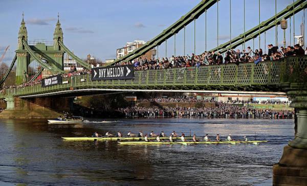 Sport Photograph - Bny Mellon Oxford V Cambridge by Ben Hoskins