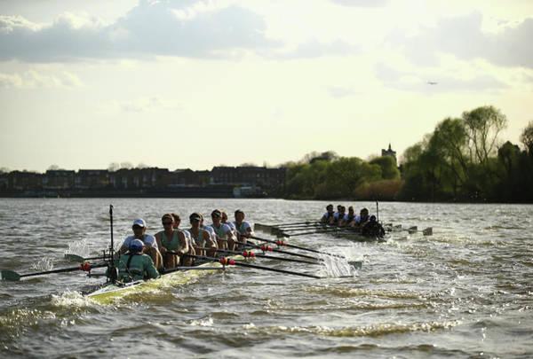 Sport Photograph - Bny Mellon Oxford V Cambridge by Richard Heathcote