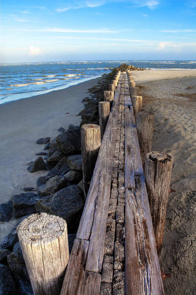 Wall Art - Photograph - Boardwalk - Charleston Sc by Drew Castelhano
