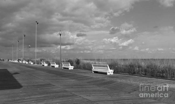 Boardwalk Memories Art Print